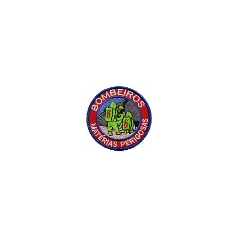 Emblema Mat�rias Perigosas - Institucional