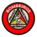 Emblema Combate Incendios Urbanos