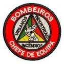 Emblema Chefe de Equipa Incêndios Urbanos