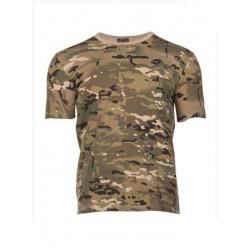 T-shirt Camuflada MIL-TEC