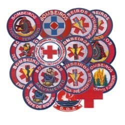 Emblemas Bombeiro