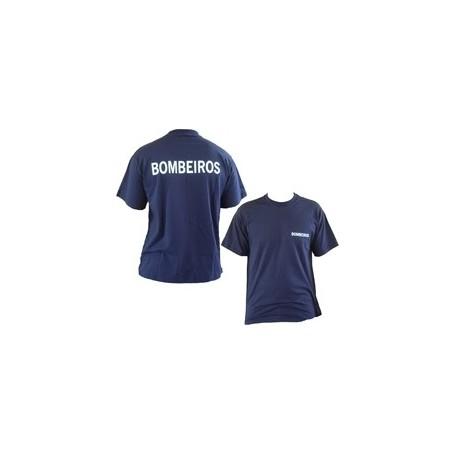 Tshirt Bombeiros