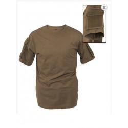 T-shirt Tática MIL-TEC
