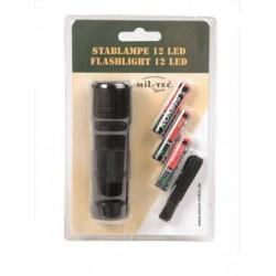 Lanterna Mil-Tec 12 Leds