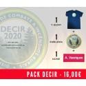 Pack Decir 2020